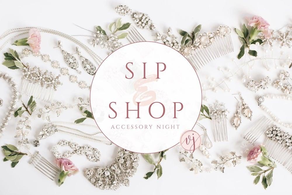 Vayda Jane Bridal Sip and Shop Special Event Perk